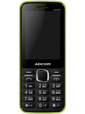 Adcom X16 Fun Price
