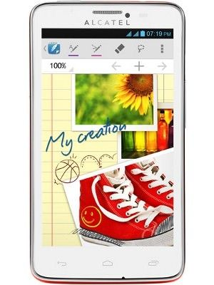 Alcatel One Touch Scribe Easy 8000D Price