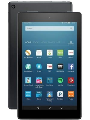 Amazon Fire HD 8 16GB Price in India October 2018, Full ...