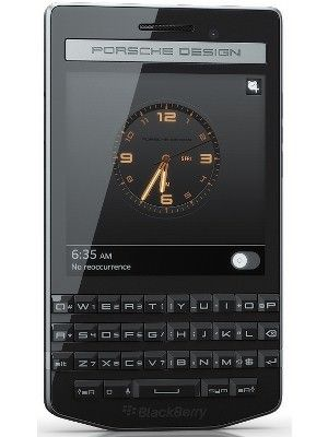 Blackberry Porsche Design P9983 Price