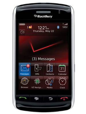 Blackberry Storm 9530 Price