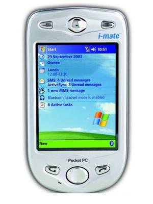 I-Mate Mobile Pocket PC Price
