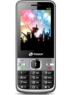 K-Touch MC6 Price