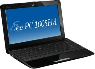 Asus Eee PC 1005HA-PU1X-BU Netbook (Atom Dual Core/1 GB/160 GB/Windows XP) Price