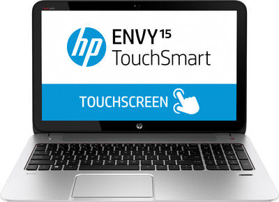 HP ENVY TouchSmart 15-j109TX (F6C57PA) Laptop (Core i7 4th Gen/8 GB/1 TB/Windows 8 1/2 GB) Price