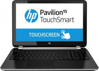 HP Pavilion TouchSmart 15-n007TX (F0C33PA) Laptop (Core i5 4th Gen/4 GB/1 TB/Windows 8/1 GB) Price