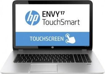 HP ENVY TouchSmart 17-j121na (K4F14EA) Laptop (Core i7 4th Gen/16 GB/1 TB/Windows 8 1/2 GB) Price