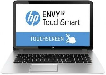HP ENVY TouchSmart 17T-J185NR (F9M06UA) Laptop (Core i7 4th Gen/16 GB/2 TB/Windows 8 1/2 GB) Price
