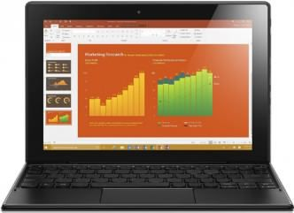 Lenovo Ideapad Miix 310 (80SG001FUS) Laptop (Atom Quad Core X5/2 GB/64 GB SSD/Windows 10) Price