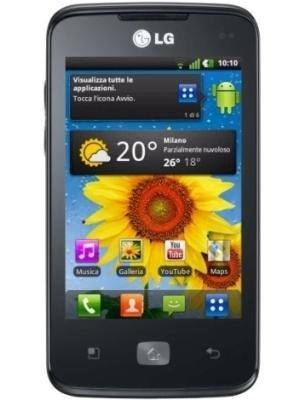LG Optimus Hub Price