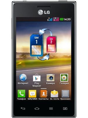 LG Optimus L5 Dual E615 Price