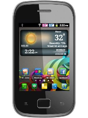 Micromax A25 Price