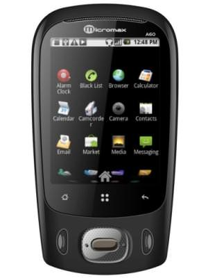 Micromax Andro A60 Price