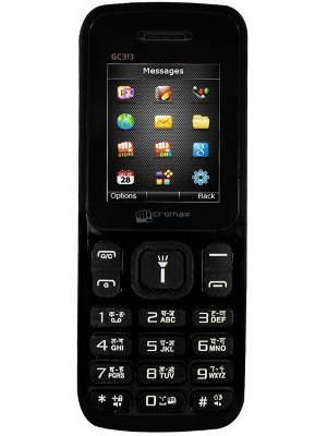 Micromax GC313 Price