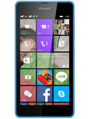 Used 8 yr old lumia 540 with bill and box