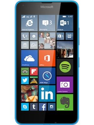 Microsoft Lumia 640 Price