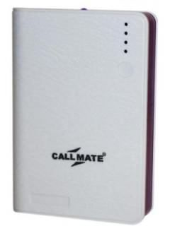 Callmate Leather Wallet PBLW3C10400 (3 Cell) 10400 mAh Power Bank Price