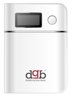 DGB PB-11000 10400 mAh Power Bank Price