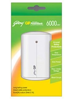 Godrej 069T2C2G 6000 mAh Power Bank Price