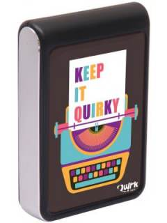 Quirk Tech QuirkBot QT1006 10400 mAh Power Bank Price