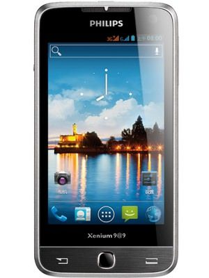 Philips Xenium W736 Price