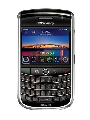 Reliance BlackBerry Tour 9630 Price