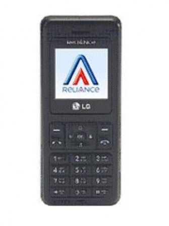 Reliance LG 3000 CDMA Price
