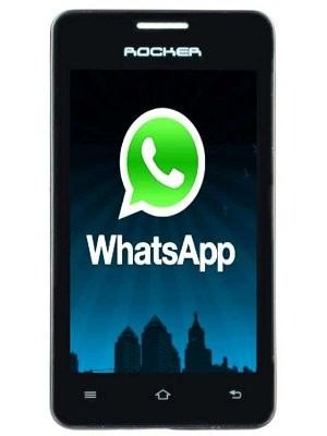 Rocker Whatsapp Price