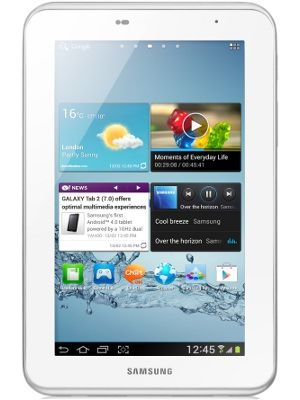 Samsung Galaxy Tab 2 7.0 P3110 32GB and WiFi Price