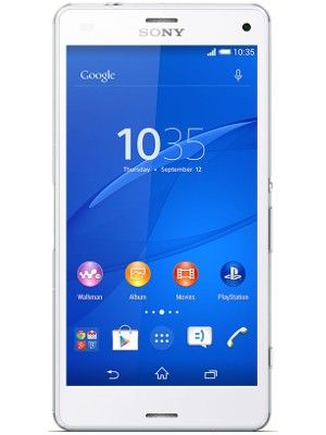 Sony Xperia Z3 Compact Price