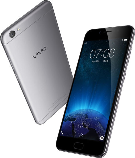 Vivo V5 Images, Official Pictures, Photo Gallery   91mobiles com