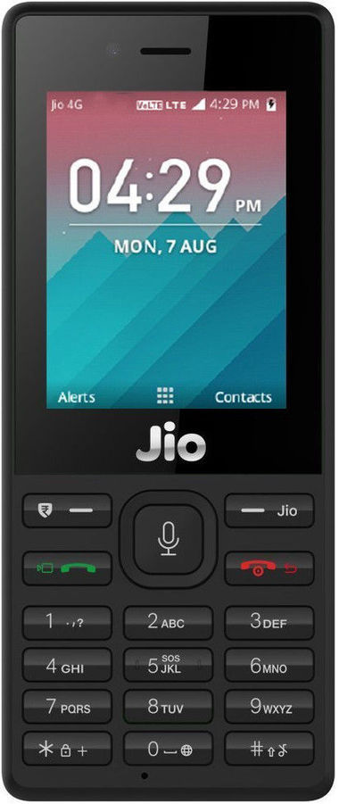 The Reliance Jio Phone (Photo: Jio)