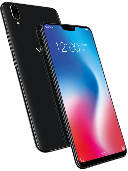Vivo V9 Images, Official Pictures, Photo Gallery | 91mobiles com
