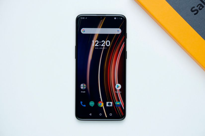 OnePlus 6T McLaren Edition Front Side