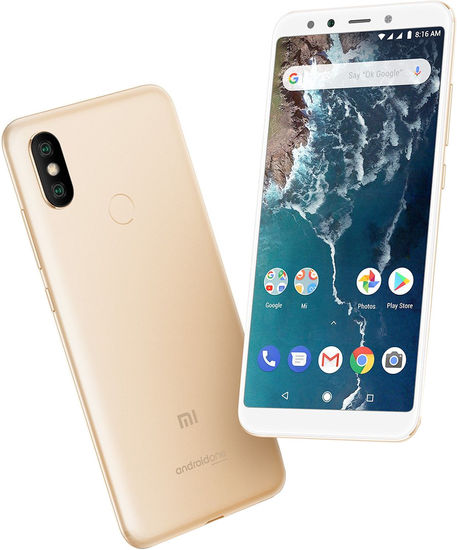 Xiaomi Mi A2 Images, Official Pictures, Photo Gallery