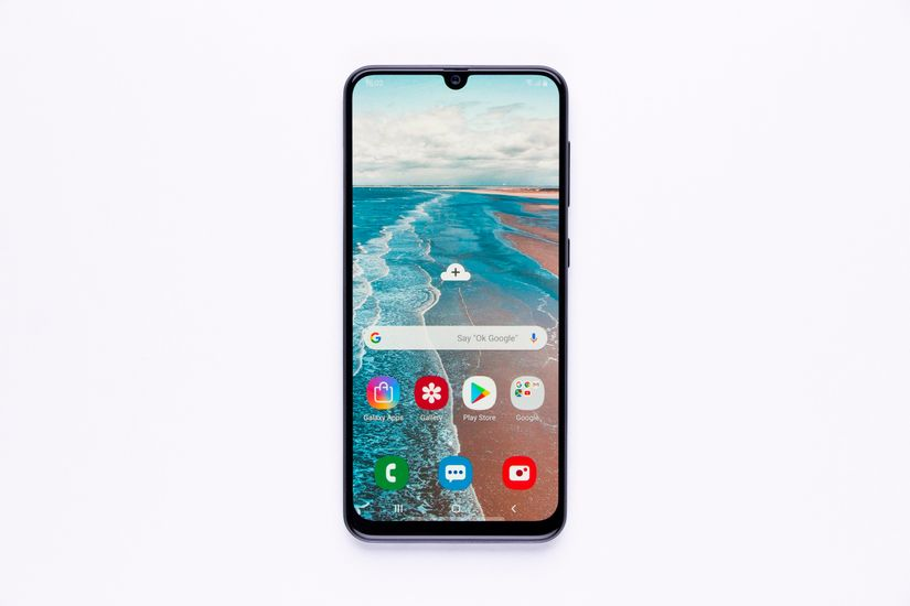 Samsung Galaxy A50 Images Official Pictures Photo Gallery