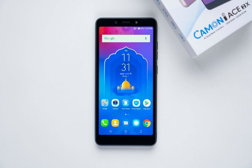 Tecno Camon iAce 2X Images, Official Pictures, Photo Gallery