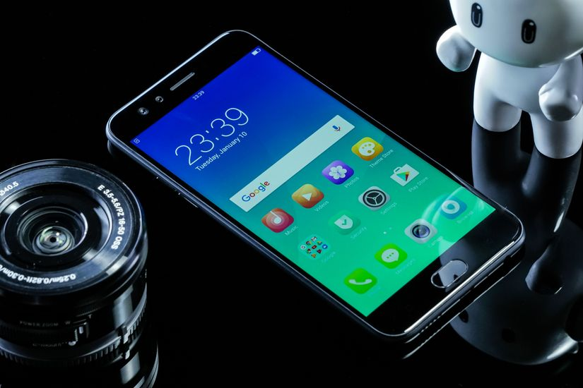 OPPO F3 Images, Official Pictures, Photo Gallery | 91mobiles com