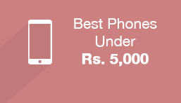 Best Mobile phones under 5000 (11th August 2019) | Cheapest Mobiles