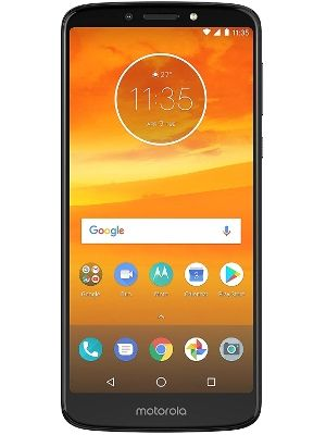 Moto E5 Plus Price