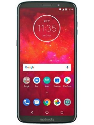 Moto Z3 Play Price