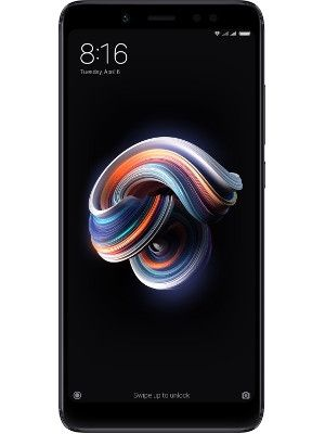 Xiaomi Redmi Note 5 Pro 6GB RAM Price in India, Full Specs (12th