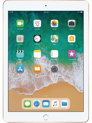 Apple iPad 2018 WiFi Cellular 128GB Price