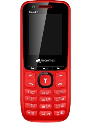 Micromax X424 Plus Price