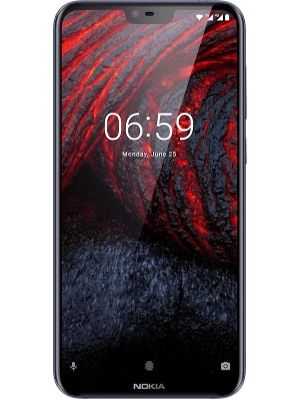 5f414d2cc Nokia 6.1 Plus (Nokia X6) Price in India