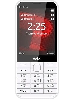 Detel D1 Sleek Price