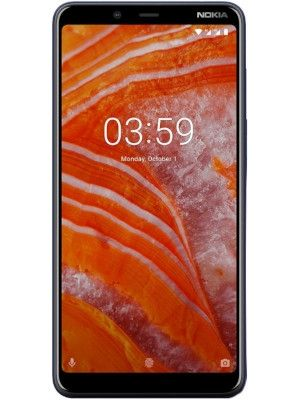 17623d1e0b7 Nokia 3.1 Plus 32GB Price in India