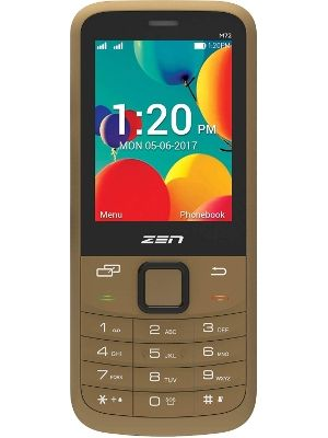 Zen M72 New Price