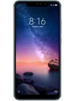 b66d3012e Xiaomi Redmi Note 6 Pro 6GB RAM Price in India