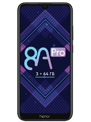 Honor 8A Pro Price